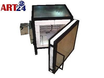 מותג חדש ארט24 - תנורי קרמיקה, תנור לשריפה קרמיקה, תנור לפיסול קרמי ZH-13