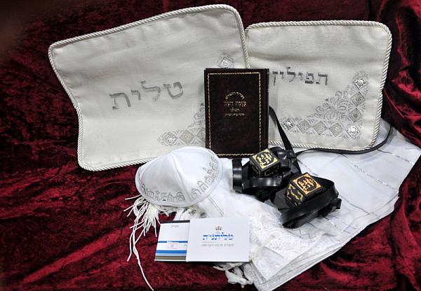 מדהים תפילין מהודרות - תפילין - סט לבר מצווה - יודאיקה פור יו - judaica TH-89