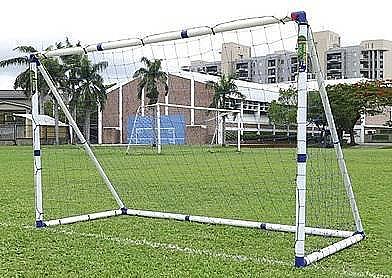 מותג חדש שער כדורגל 1.83 מטר OUTDOOR 6FT כולל כדור מתנה SB-91